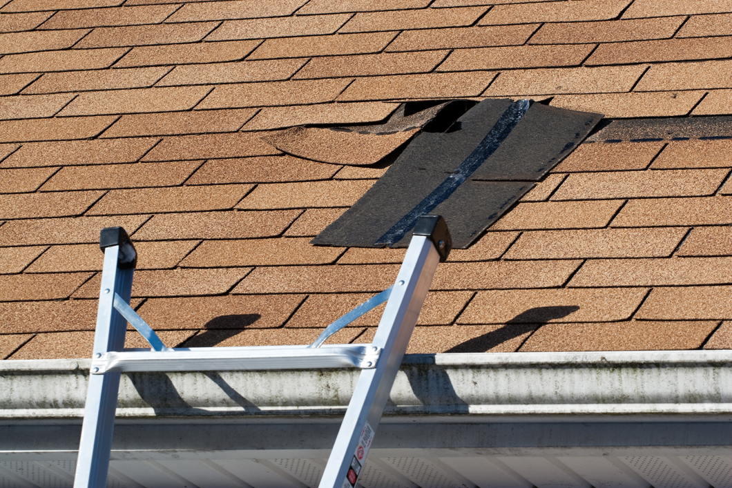 Has Your Casper, WY Home Suffered Hail Damage?