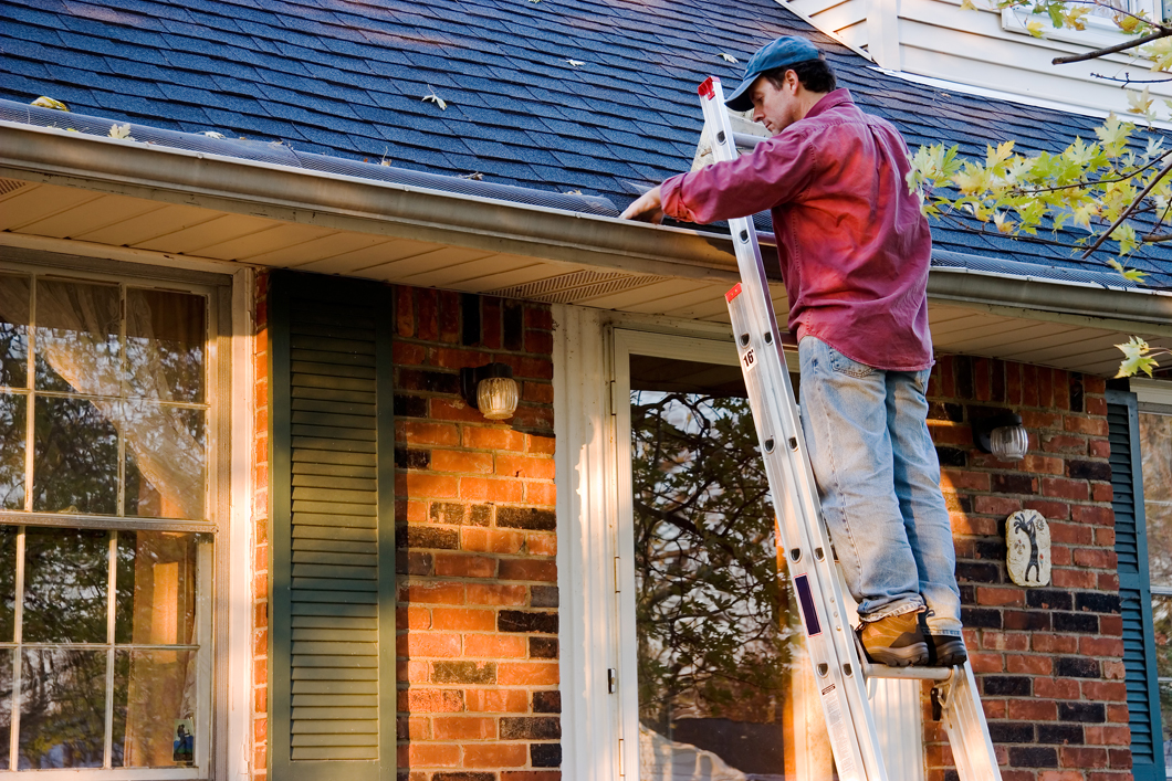 Do Your Gutters Make You Shudder?